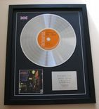DAVID BOWIE - The Rise And Fall of Ziggy Stardust and the spiders from mars CD / LP Platinum Presentation Disc
